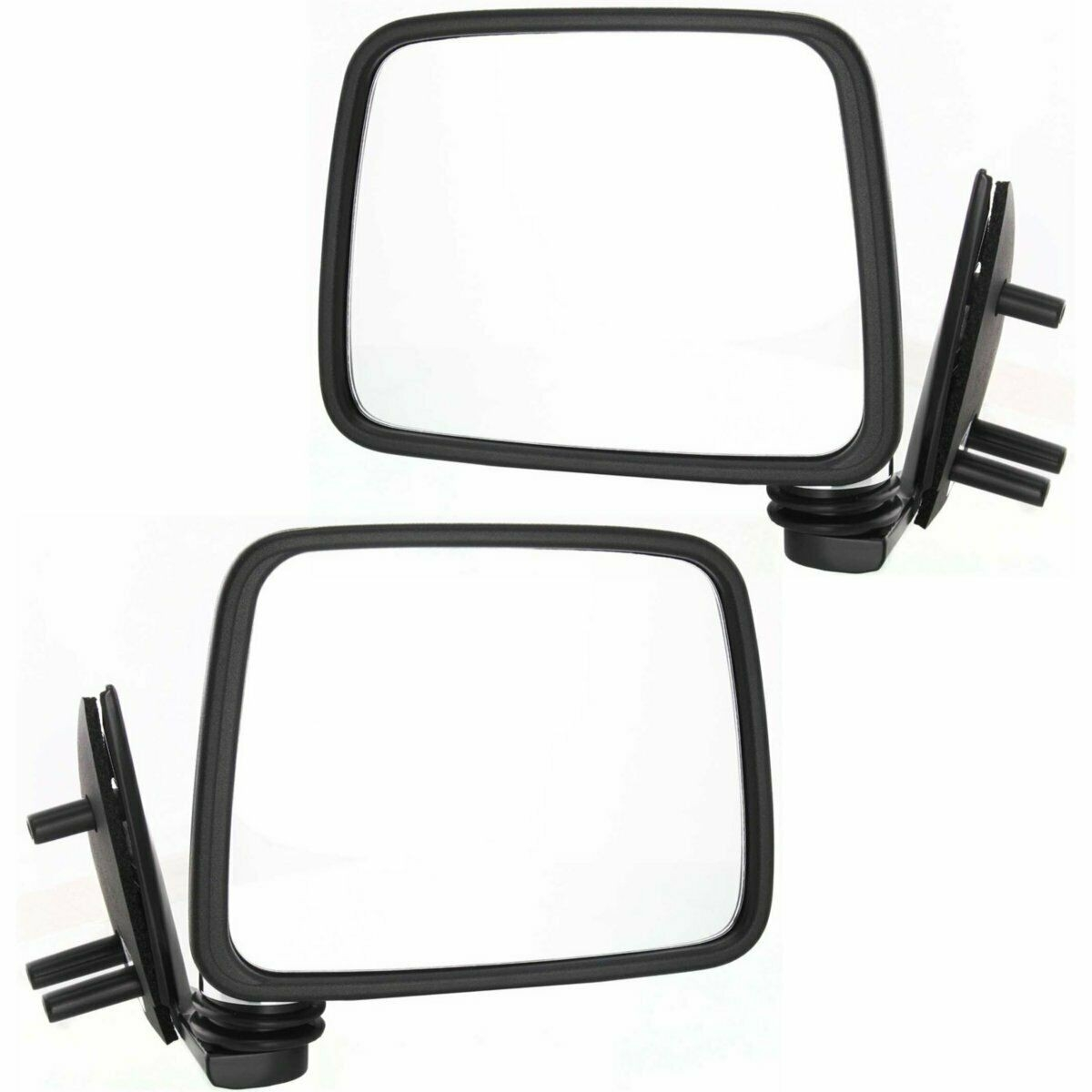 New Mirror Right Left Fits Nissan D21 1986-94 NI1320109