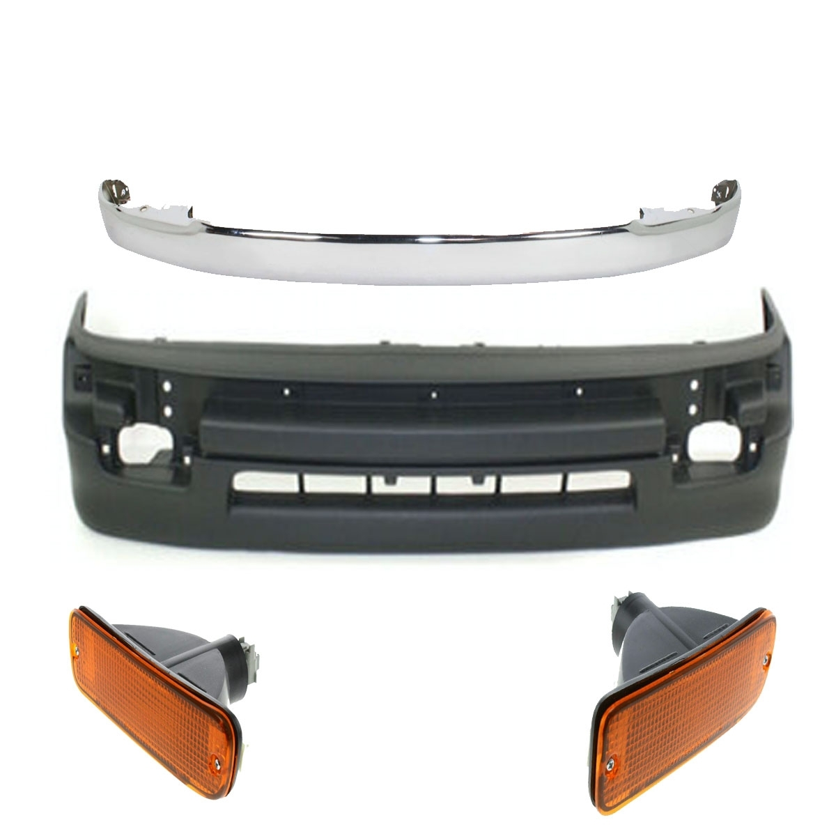 TO2531122 Turn Signal Light Set for Toyota Tacoma 1995-2000 New TO2530122