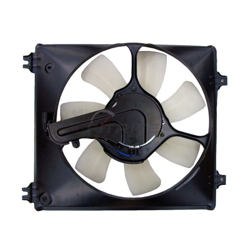 NEW CONDENSER FAN ASSEMBLY FOR 2009-2014 ACURA TL SEDAN 4