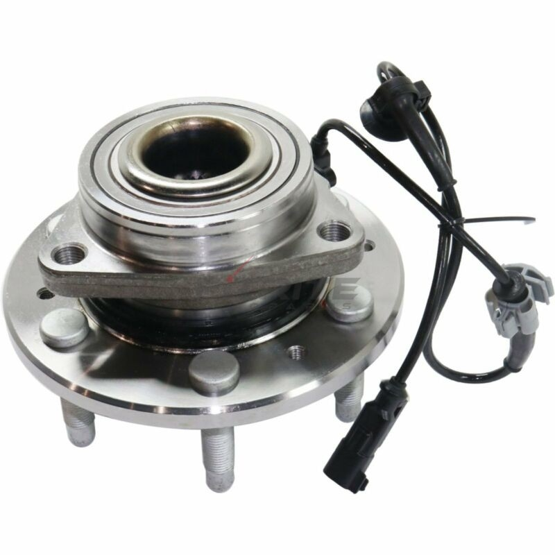 Front Wheel Bearing and Hub Assembly for 2014-16 Chevrolet Silverado 1500 4WD