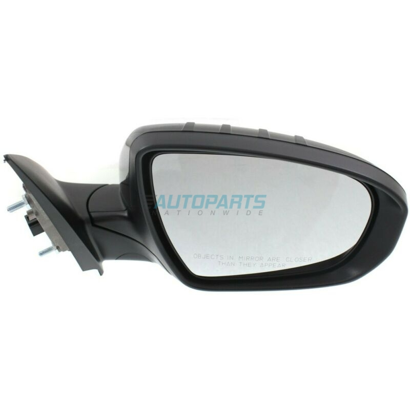 Manual Mirror For 2011-2014 Ford F-150 Right Side Manual Fold Paintable