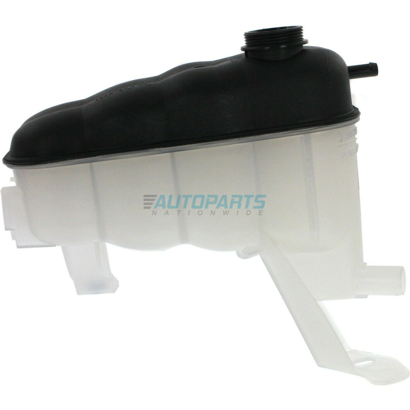 NEW ENGINE COOLANT RECOVERY TANK C//O CAP FITS 07-18 CADILLAC ESCALADE 22870828