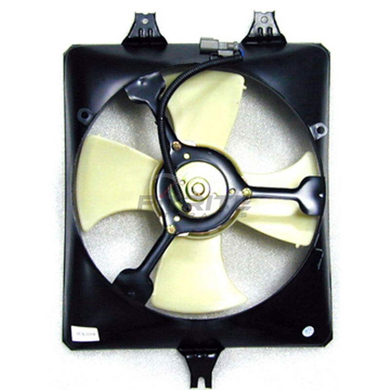 NEW CONDENSER FAN ASSEMBLY FOR 1999-2003 ACURA TL BASE
