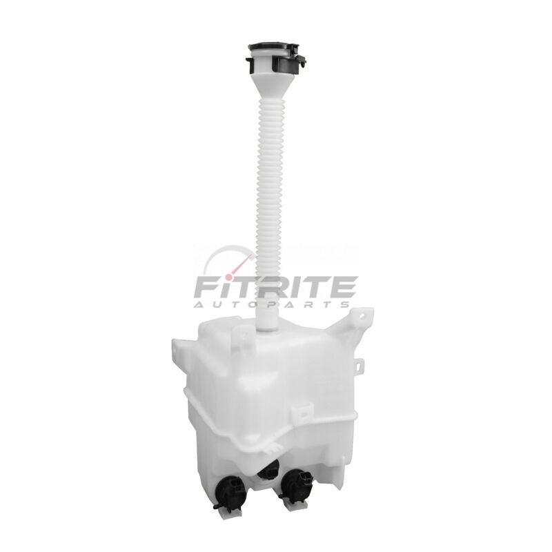 Washer Reservoir Compatible with 2009-2013 Subaru Forester with Cap Filler Inlet and Pump
