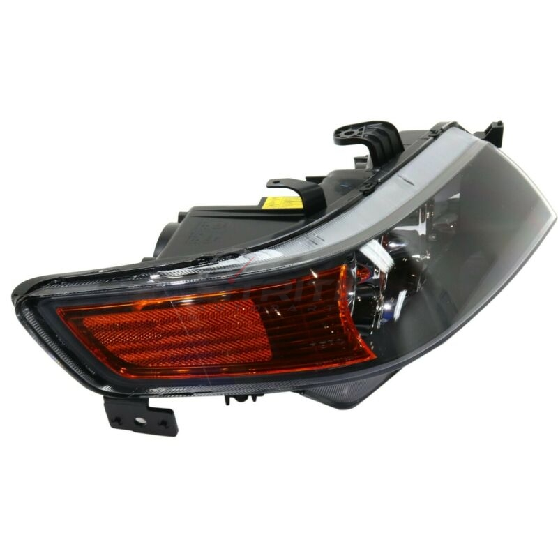 AC2519106 New Right Side Head Lamp Lens And Housing For