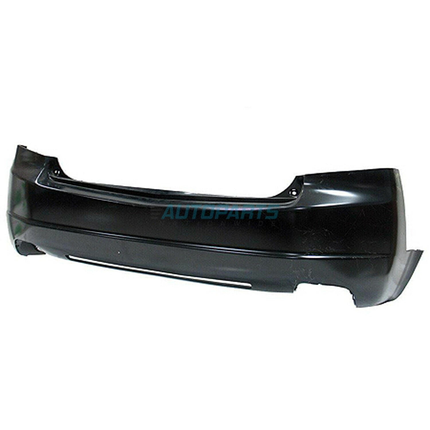 NEW REAR BUMPER COVER PRIME FITS 2007-2008 ACURA TL