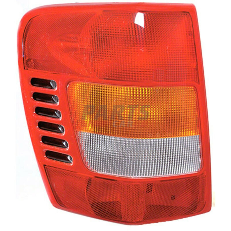 I-Match Auto Parts Right Passenger Side Tail Light Lens and ...