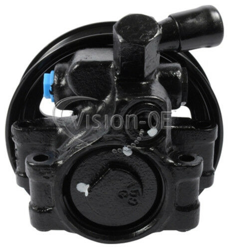 New Power Steering Pump Vision Oe For Ford F-250 1990-1999 7112121