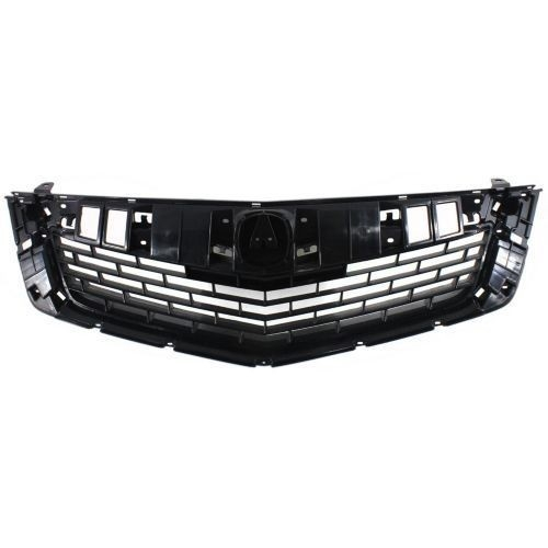 New Grille Black Front For Acura TSX 2009-2010 AC1200113