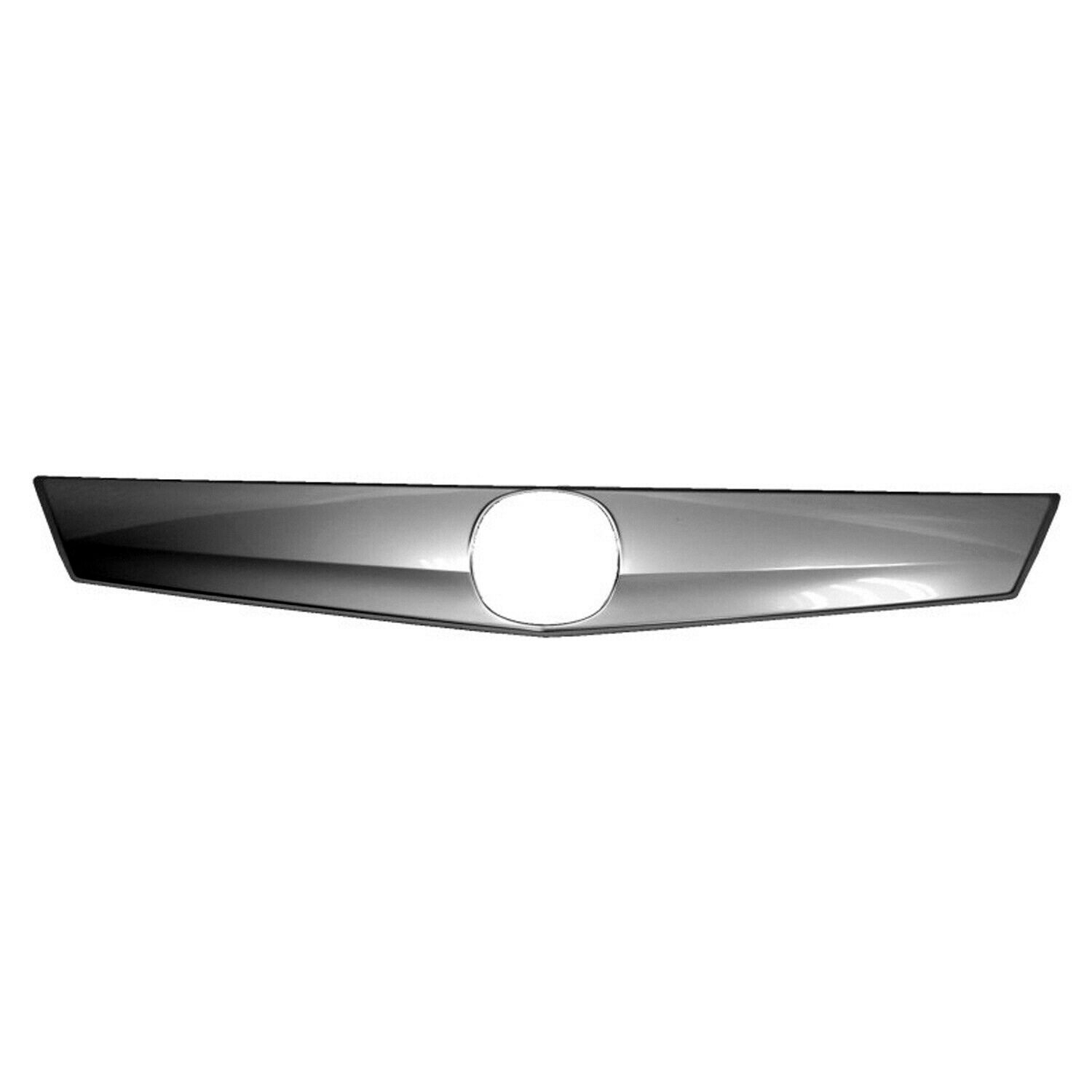 New Grille Satin Chrome Finish Front For Acura TL 2012