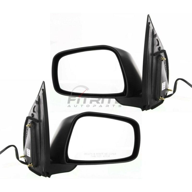 Passenger Side for Nissan Xterra NI1321153 2005 to 2013 New Mirror