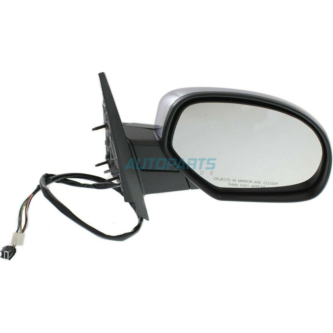 New Passenger Side Door Mirror For Chevrolet Suburban 1500 2007-2014