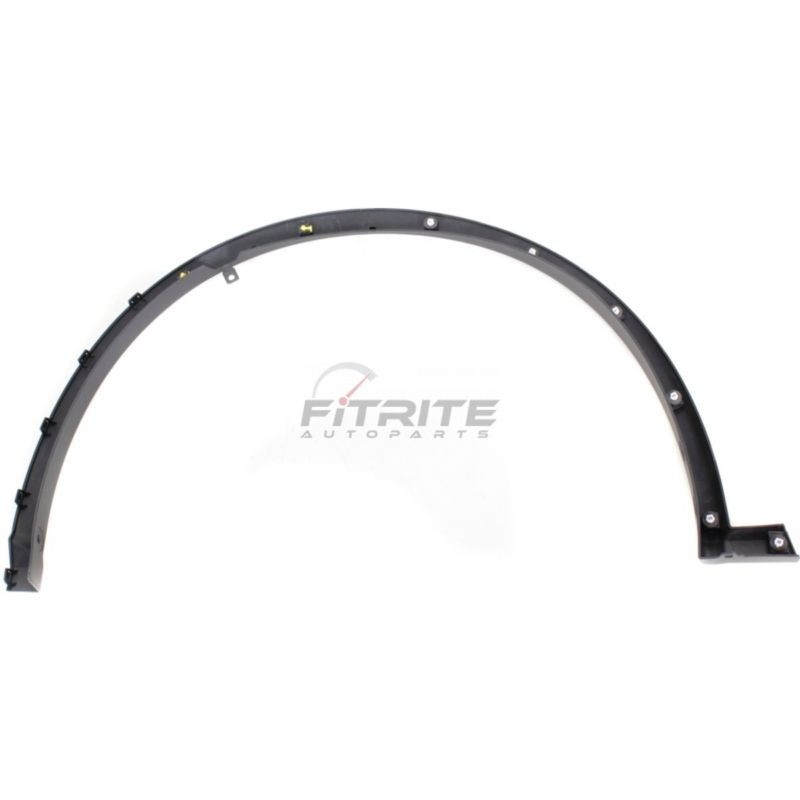 CPP NI1291100 Right Wheel Opening Molding for 15-17 Nissan Murano