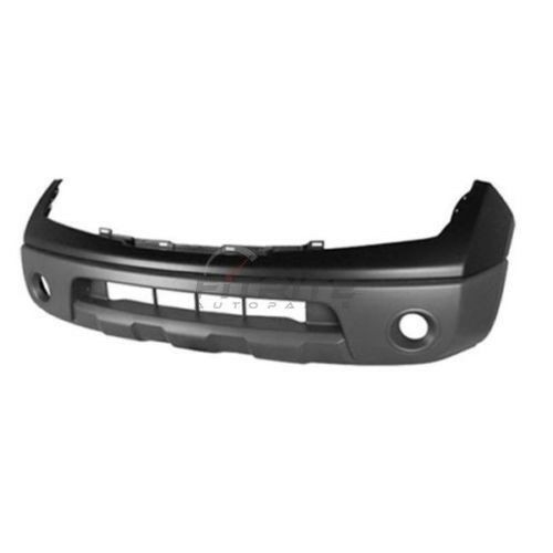 NI1000225 Make Auto Parts Manufacturing Front Bumper Cover Plastic Primed For Nissan Frontier 2005 2006 2007 2008