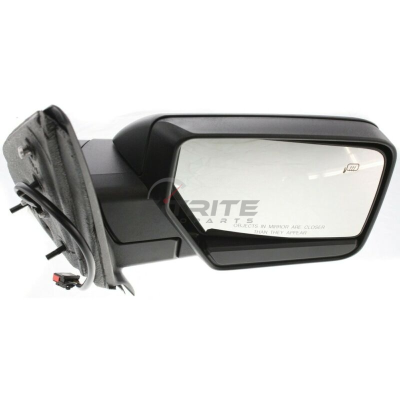Power Mirror For 2007-2017 Ford Expedition Left Side Manual Fold Heated