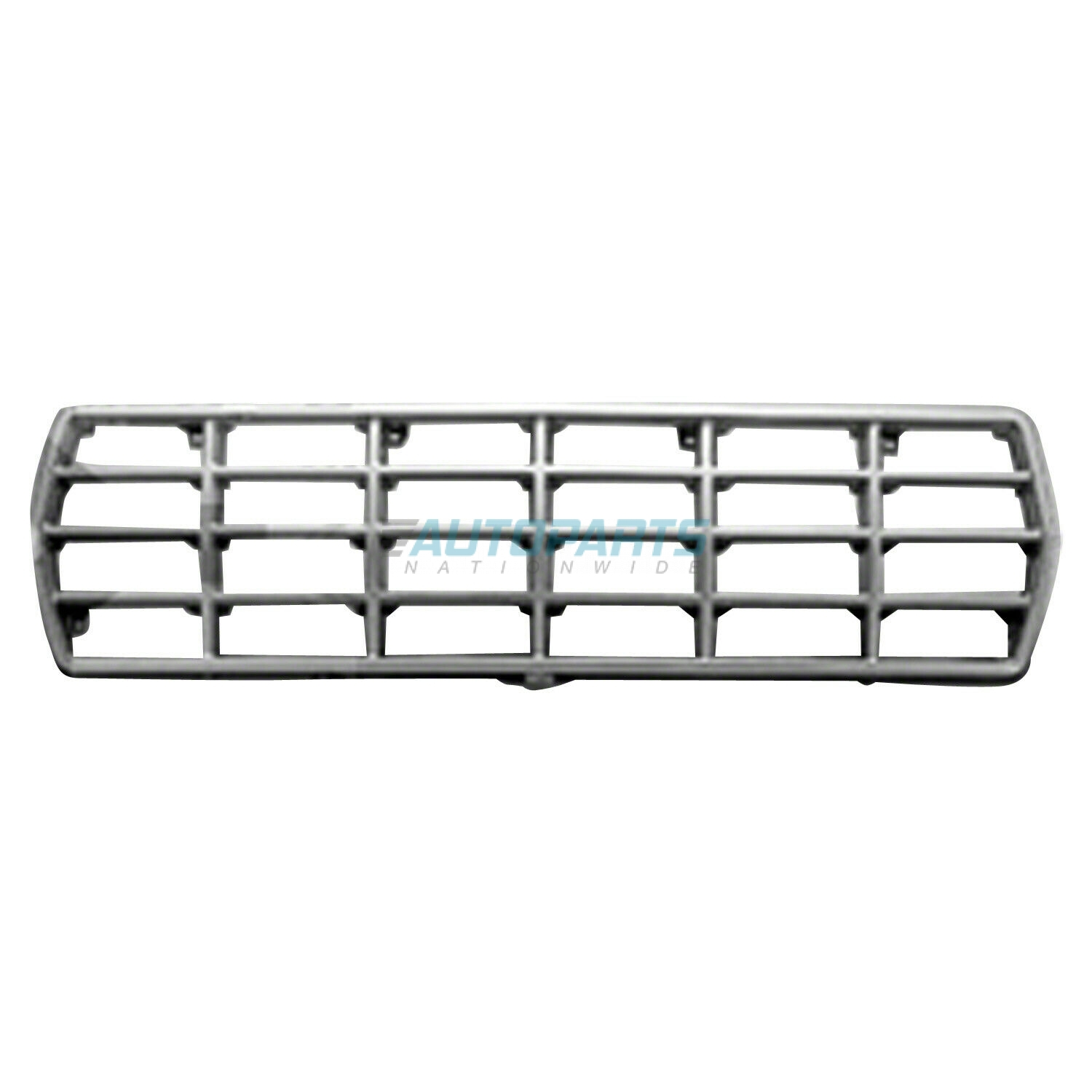 NEW FRONT GRILLE SILVER FITS 1978-1979 FORD BRONCO F-100