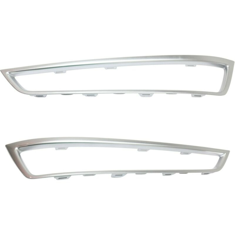 Bumper Cover Grille Molding Front For Acura MDX 2010-2013