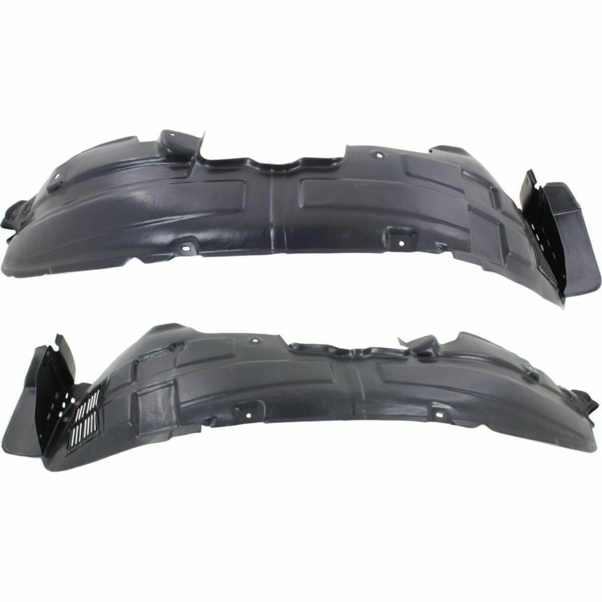 Splash Shield Front Left Side Fender Liner Plastic for Kia Sorento 11-13