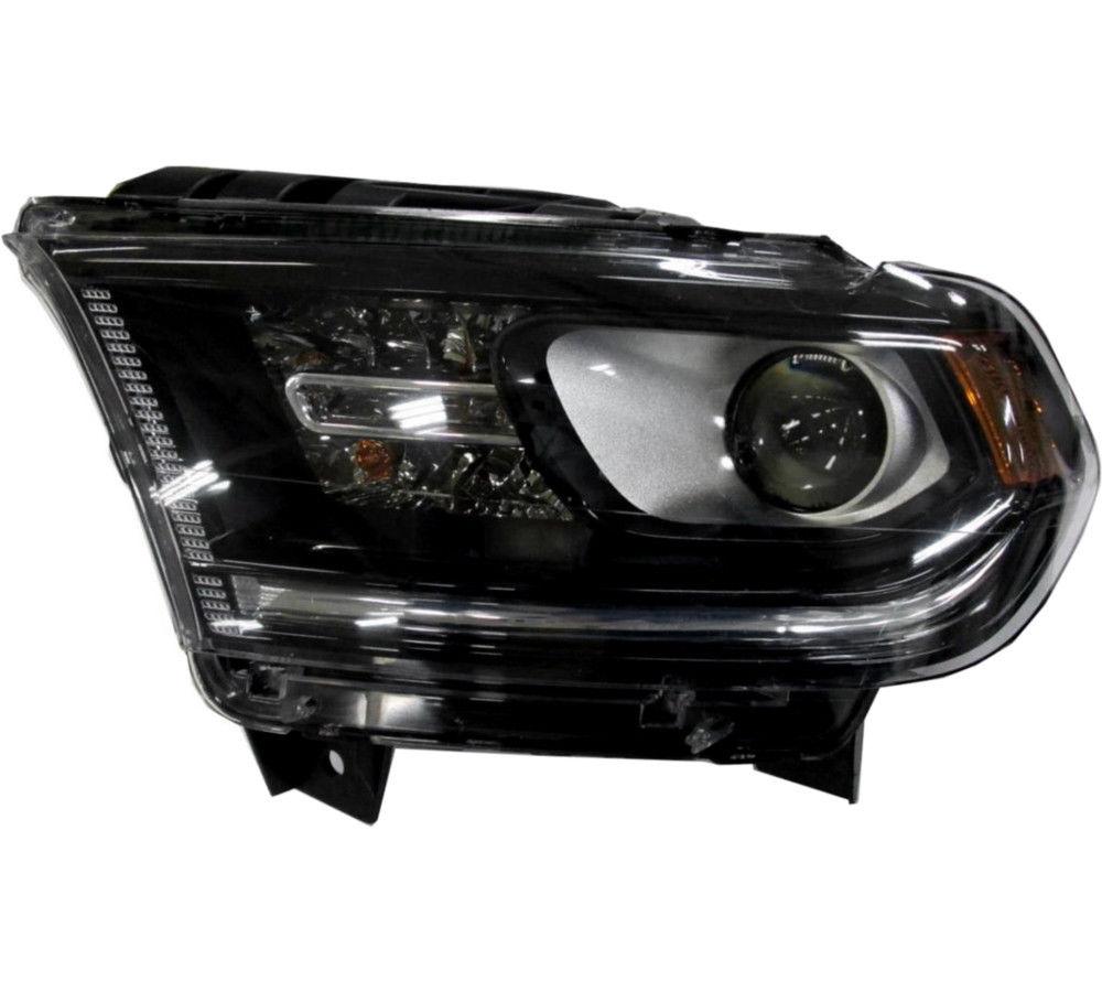 2016 2018 Dodge Durango 3 6l 5 7l 6 4l Headlight Embly
