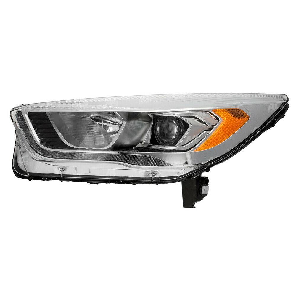 2017 2018 Ford Escape 1 5l 2 0l Headlight Embly